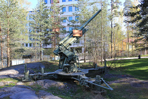 Russian 76.2 mm AA Gun