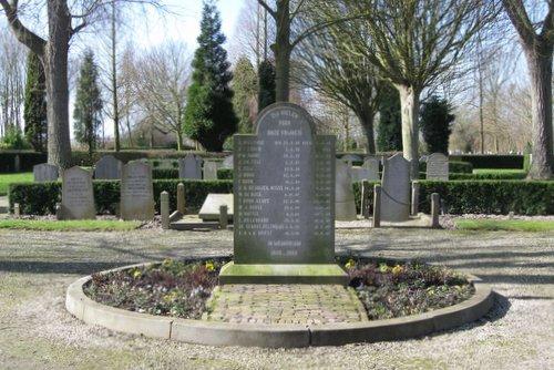War Memorial Sint Laurens