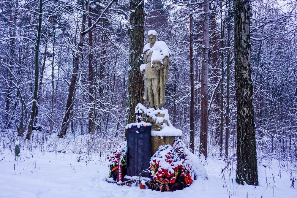 Mass Grave Zvenigorod
