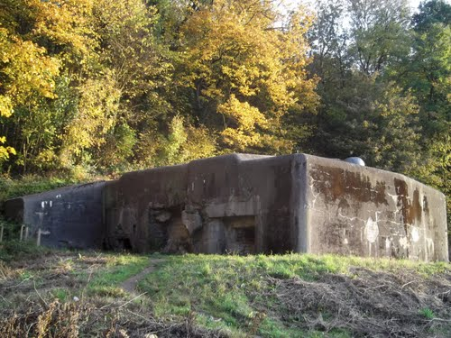Fort Eben-Emael - Blok II