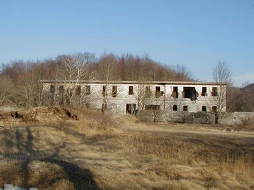 Alpine Wall - Former Italian Barracks