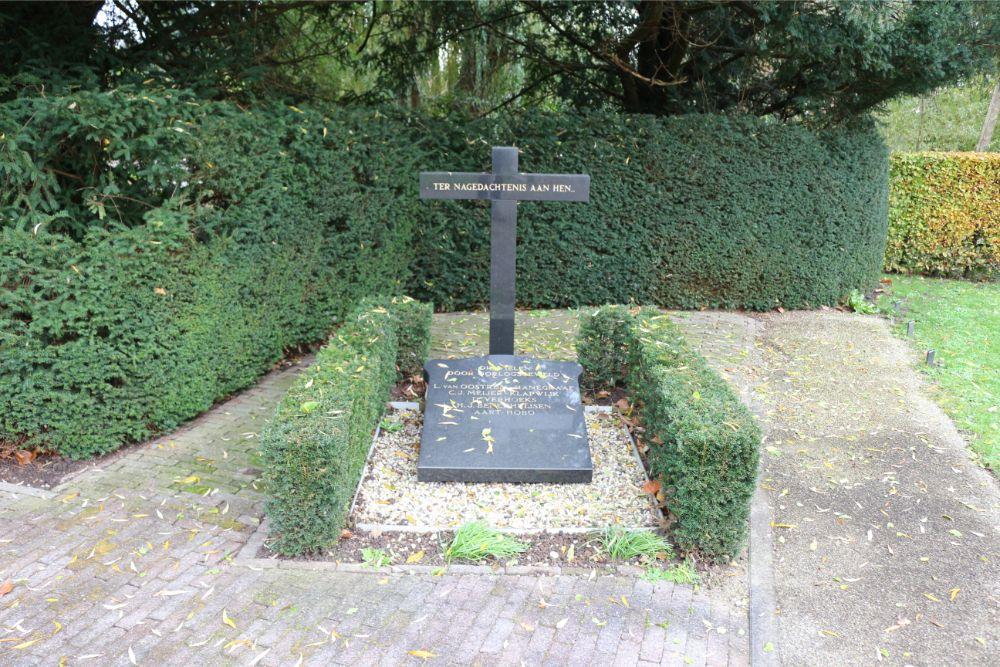 War Memorial Municipal Cemetery Zuilichem