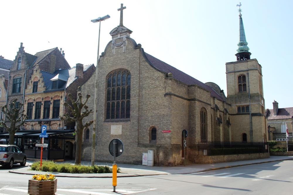 Saint George's Memorial Church Ieper