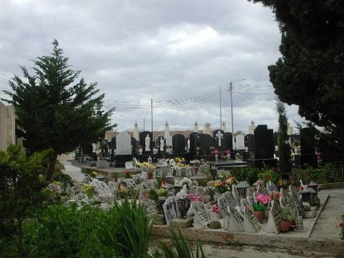 Oorlogsgraf van het Gemenebest Begraafplaats Maria Addolorata