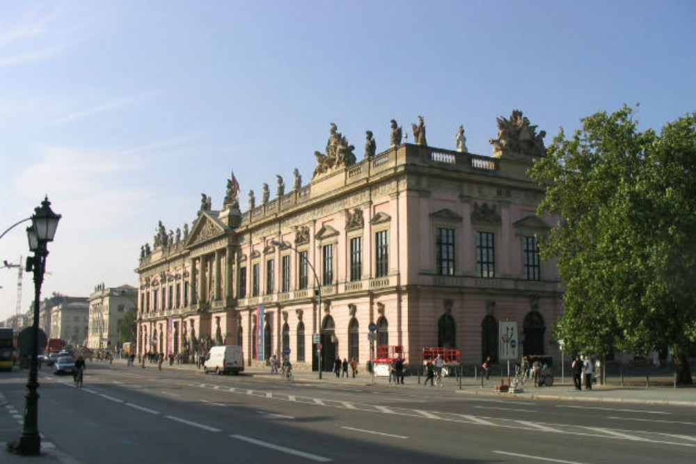 German Historical Museum (Zeughaus Berlin)