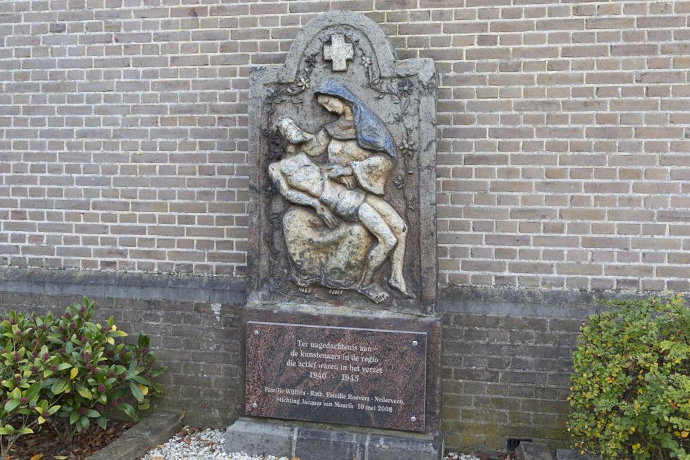 Resistance Monument Mook