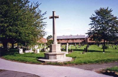 Commonwealth War Graves Holbeck Cemetery