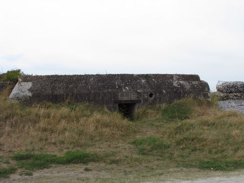 Duitse Bunker Cayeux-sur-Mer