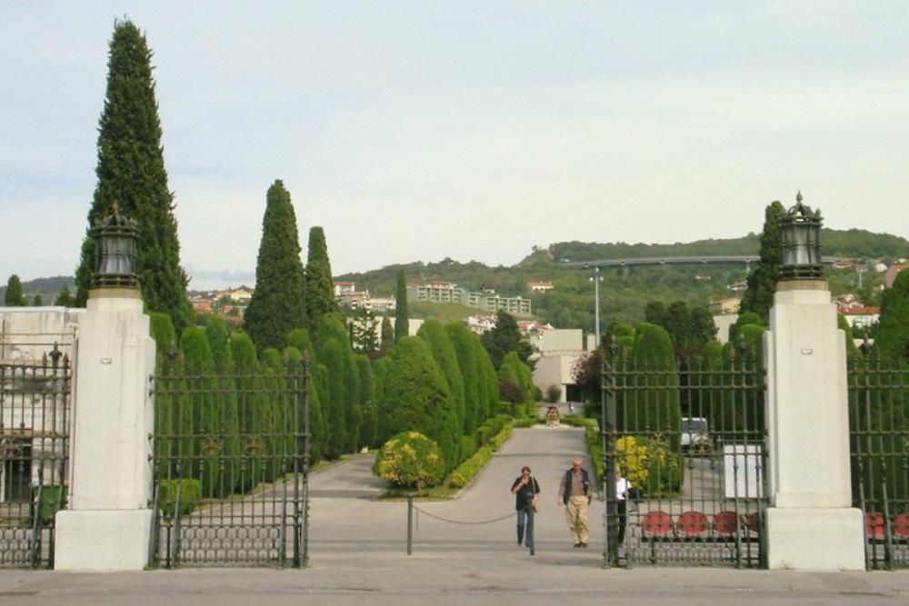 Commonwealth War Grave Sant'Anna Communal Cemetery