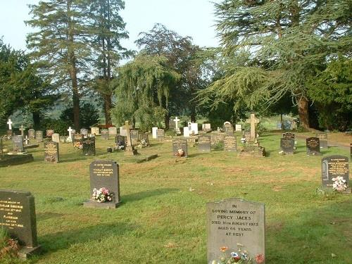 Oorlogsgraven van het Gemenebest Llandrindod Wells Cemetery