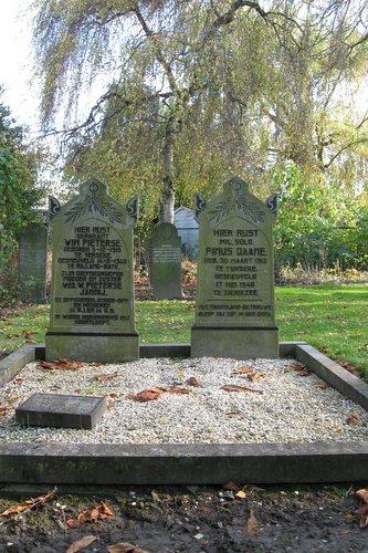 Nederlandse Oorlogsgraven Yerseke