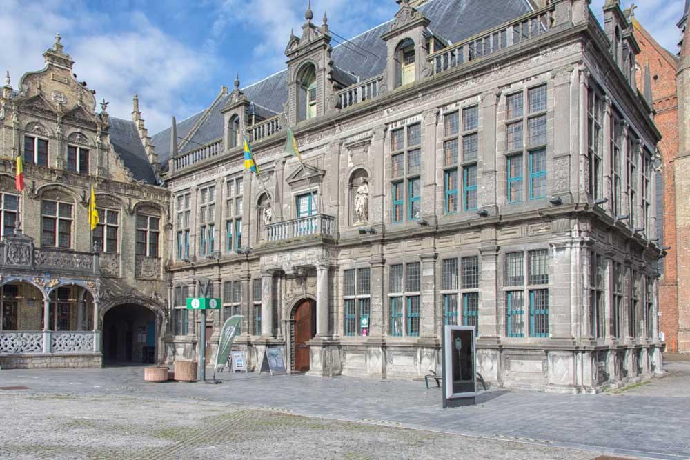 Belevingscentrum WOI Vrij Vaderland Veurne