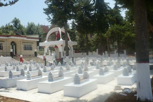 Martyrs' Cemetery Iguersafene