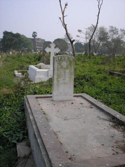 Oorlogsgraven van het Gemenebest Lower Circular Road