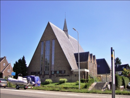 Oorlogsmonument Bevrijdingskerk