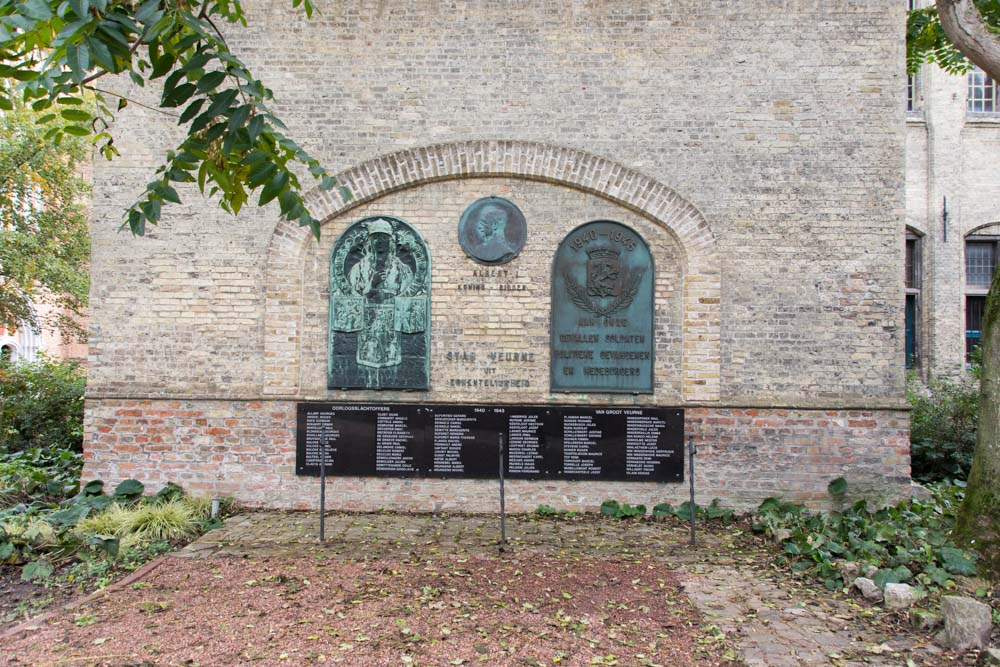 World War II Memorial Veurne