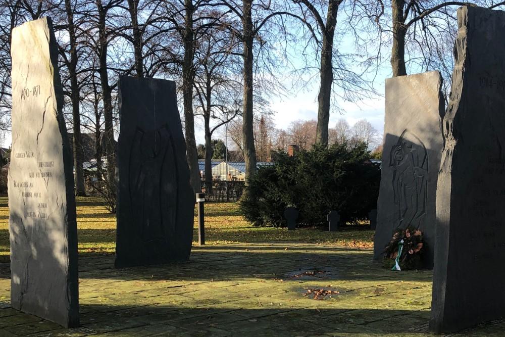 War Memorial Cemetery Gronau-Epe