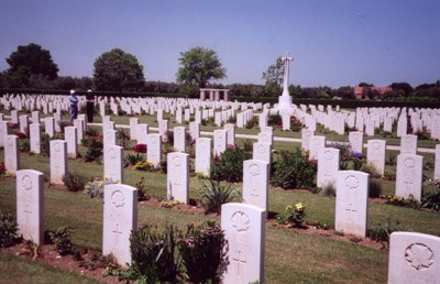Canadian War Cemetery Moro River