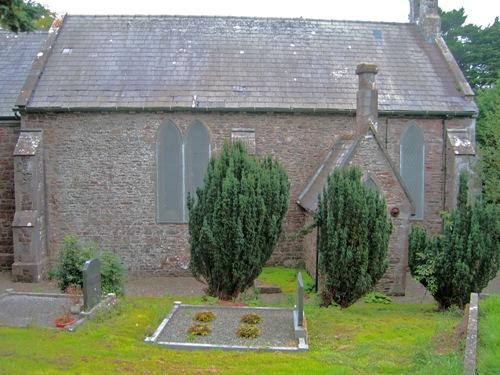 Oorlogsgraven van het Gemenebest St Fintan Churchyard