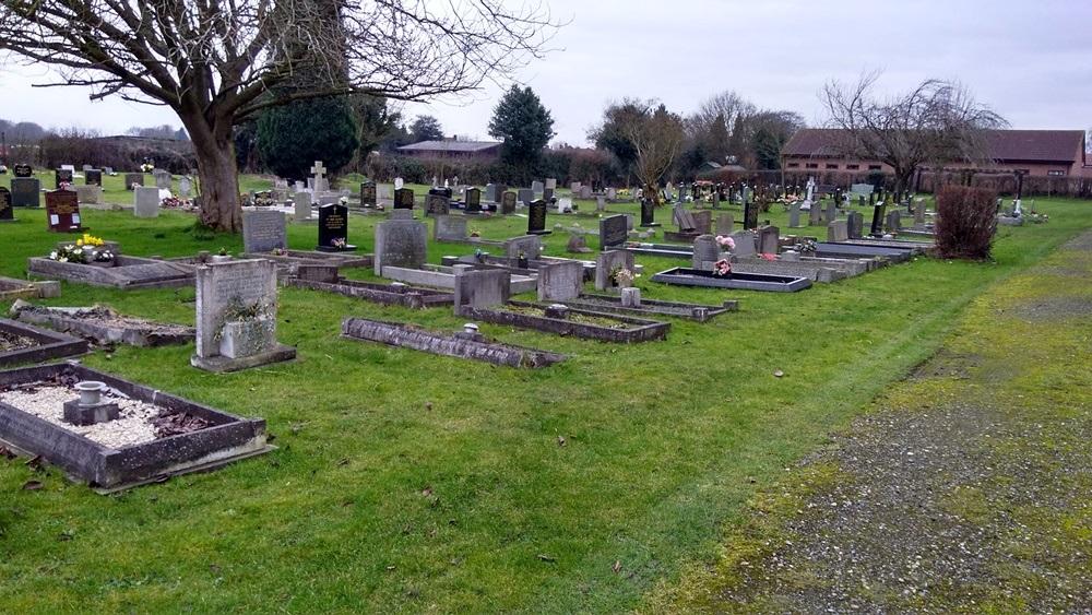 Commonwealth War Grave Tuxford Cemetery