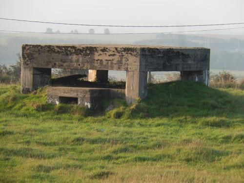 Stützpunkt 188 Schlesien - Vf3 MG rundum-Stand