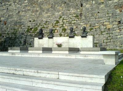 Tomb of the People's Heroes Kalemegdan
