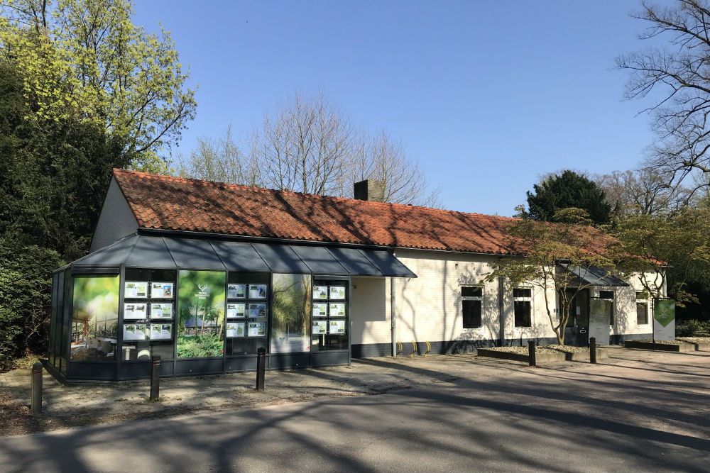 Gebouw Z1 Poort- en Wachtgebouw Zuidkamp
