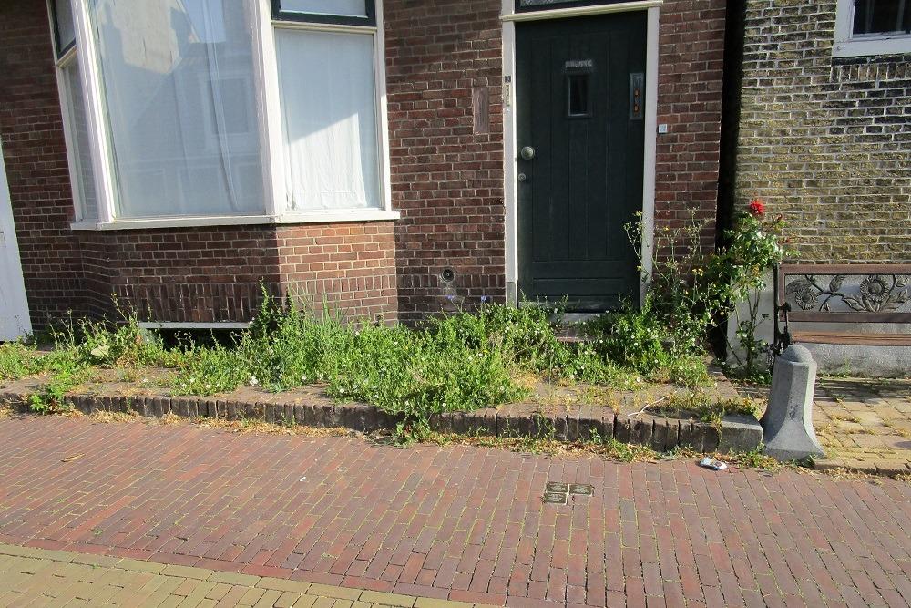 Stolpersteine Hoogstraat 15