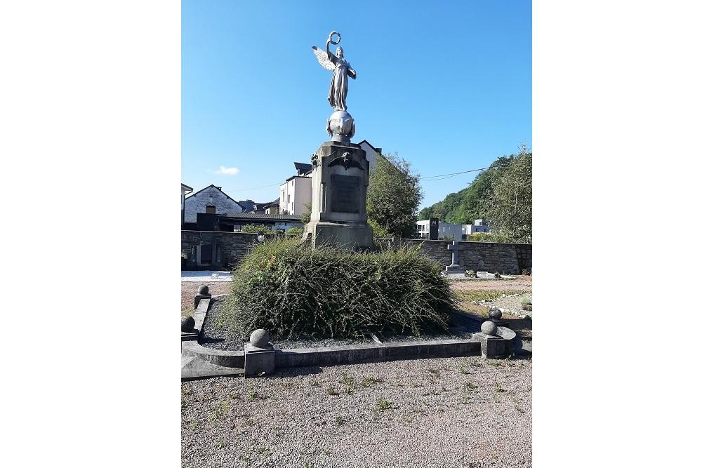 War Memorial Cemetery Malmedy