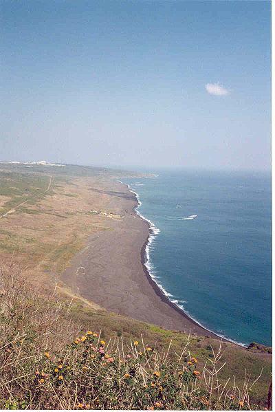 Invasiestrand Iwo Jima