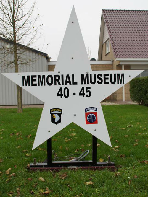 Memorial Museum 40-45 Aldeboarn
