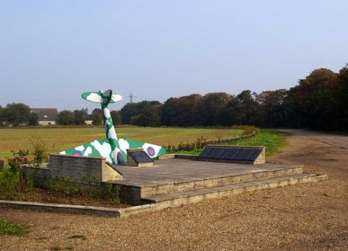Memorial RAF Bradwell Bay