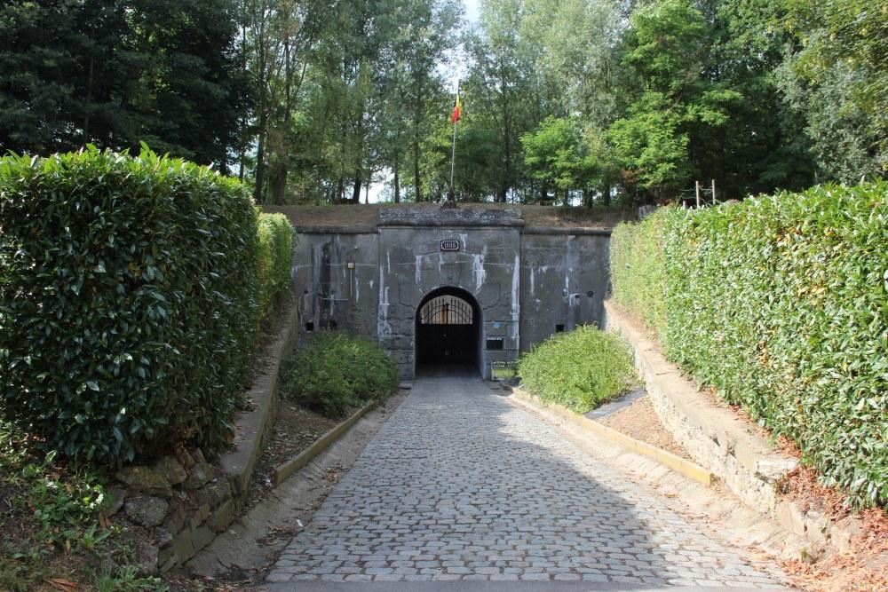 Versterkte Positie Luik - Fort de Lantin