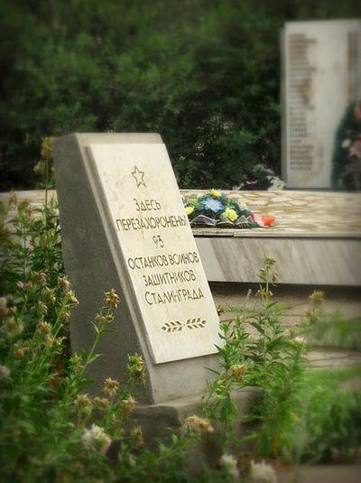 Mass Grave Soviet Soldiers Sirotinskaya