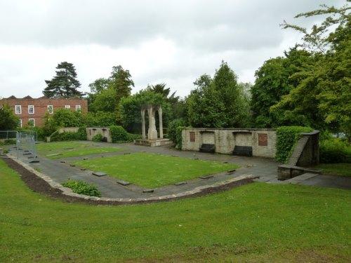 Heroes' Shrine Aldershot