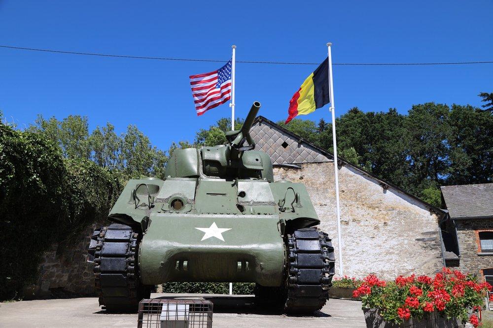 M4A3 Sherman Tank Wibrin