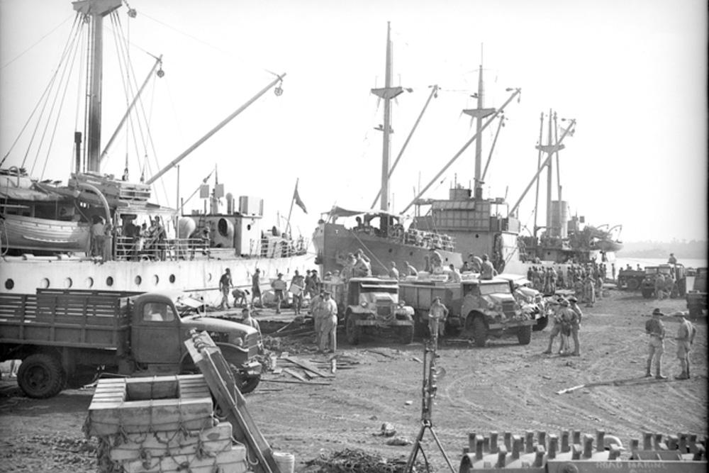 Milne Bay Dock