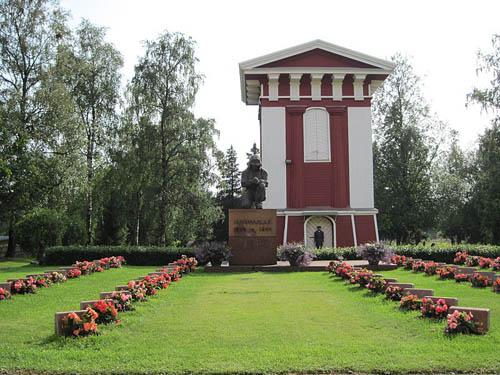 Finse Oorlogsgraven Saloinen
