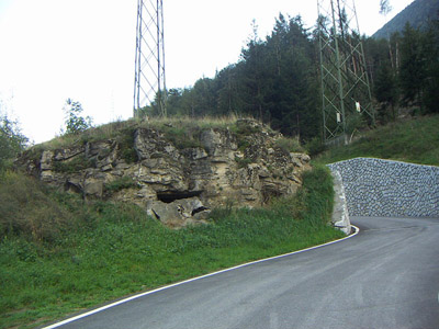 Strong Point No. 5 (Blockade Fortezza)