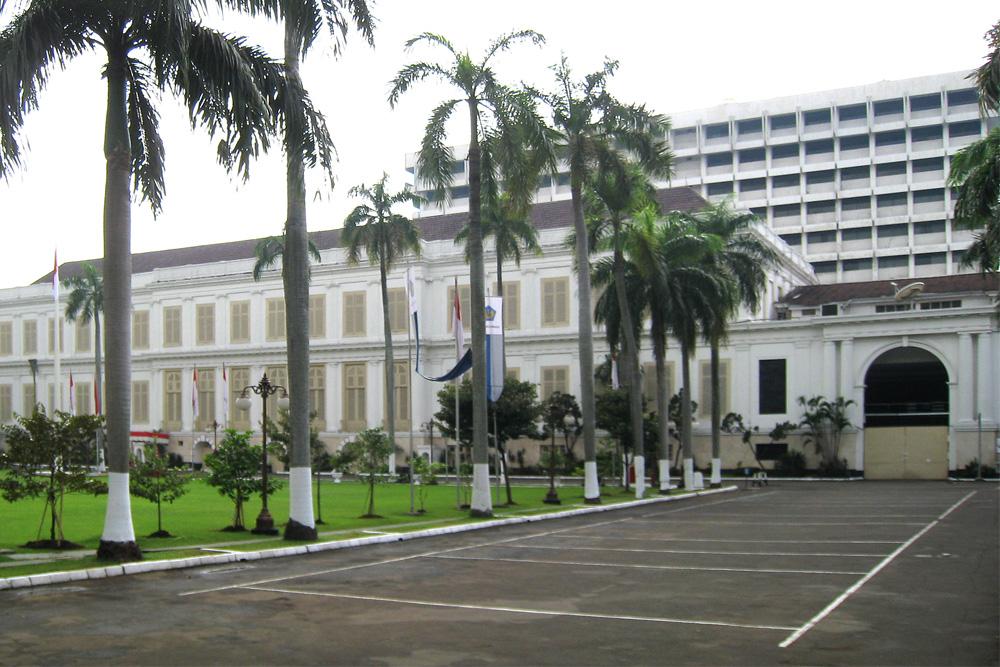 A.A. Maramis Building (