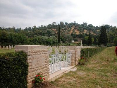 Commonwealth War Cemetery La Reunion
