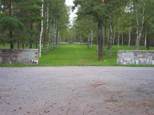 Cemetery Vicitims National-Socialism Daugavpils
