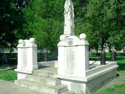 War Memorial Ryahovo