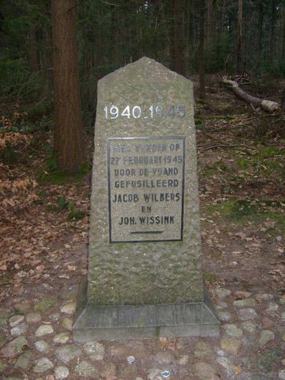 Memorial Elfbergen Forrest