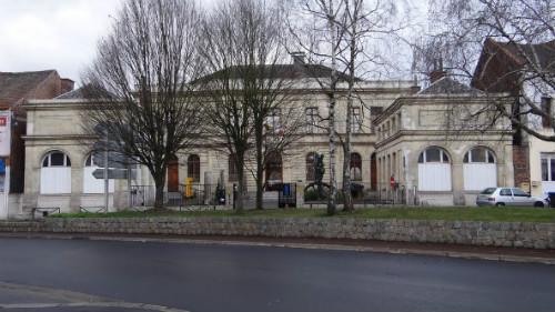 Musée de la Résistance en zone interdite
