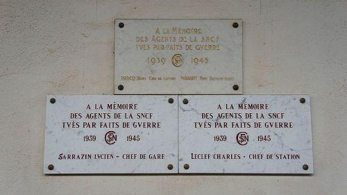 Monument Omgekomen Spoorwegmedewerkers