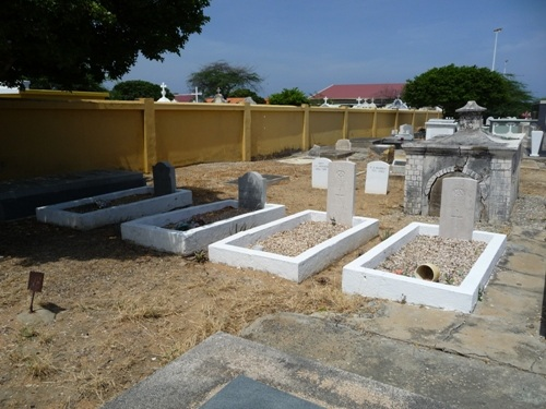 Commonwealth War Graves Oranjestad