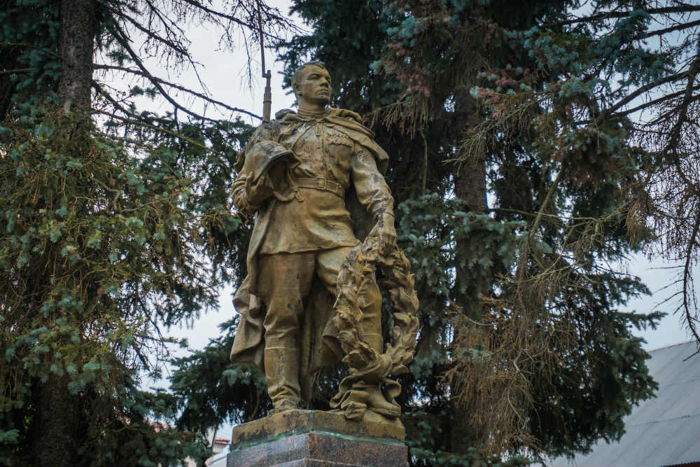 Memorial Perished Soldiers Solnechnogorsk