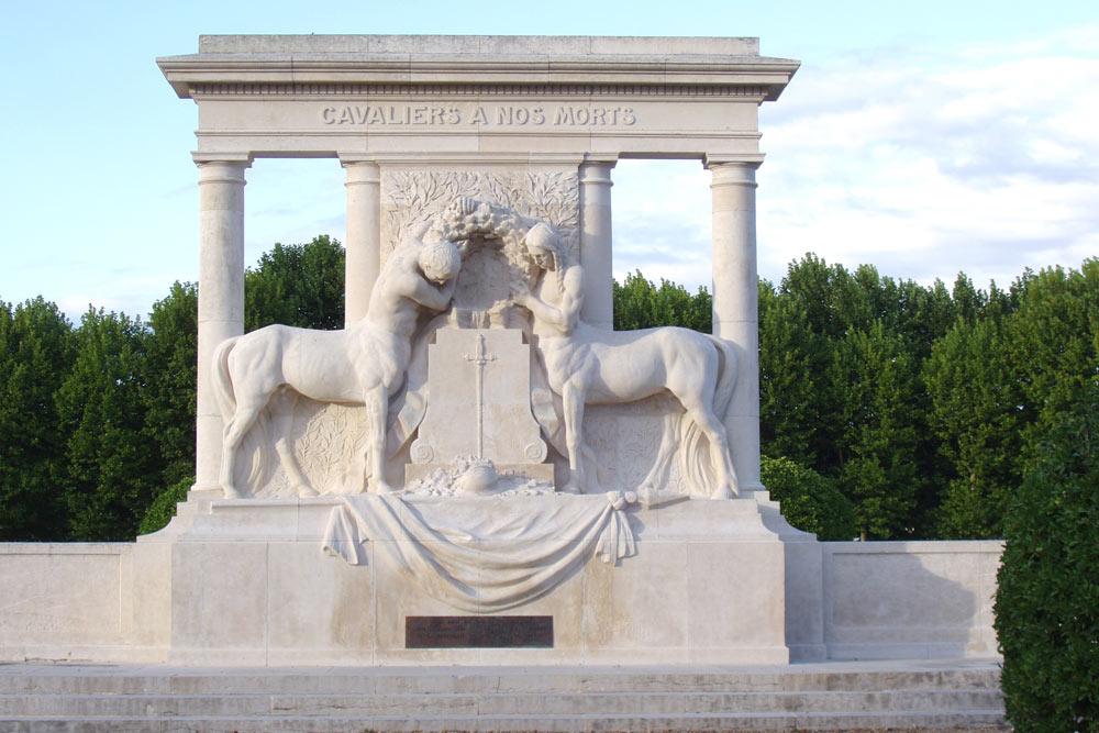 Cavalry Memorial Saumur