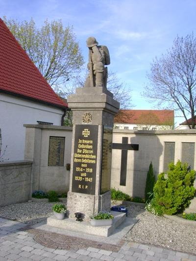 War Memorial Unterneukirchen